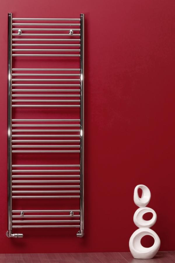 Radiator Laurens Chrome 600 x 1650
